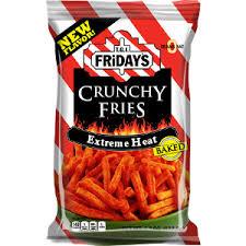 TGI Crunchy Fries Extreme Heat 127,6g