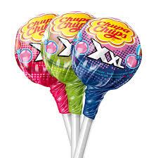 Chupa XXL Lolly Cola, Apple & Strawberry 29gr