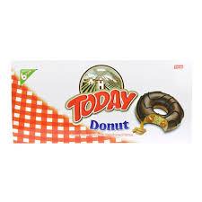 Elvan Today Donuts Caramel 6pk 300g