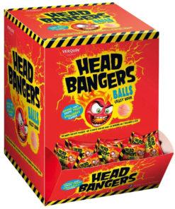 Headbangers Crazy Sour Strawberry 2,9g