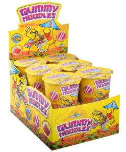 Funny Candy Gummy Noodles 63g