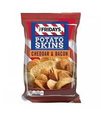 TGI Friday's Cheddar & Bacon 113gr