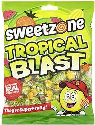 SweetZone Tropical Blast 200gr