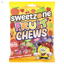 Sweetzone Fruit Chews 200gr