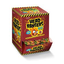 HeadBangers Sour Cola 2,9g