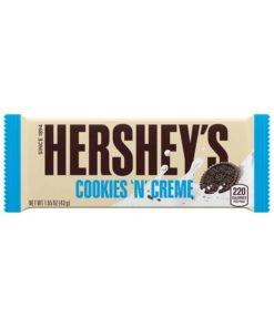 Hershey's Cookies n Creme 43 gr.