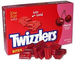 Twizzlers Cherry Bites Box 141g