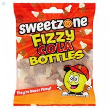 Sweetzone Fizzy Cola Bottles