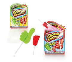 JB Popping & Lollipop Foot Or Finger