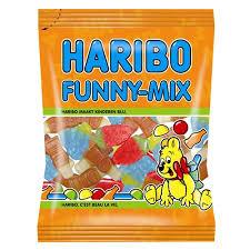 Haribo Funny Mix 75gr