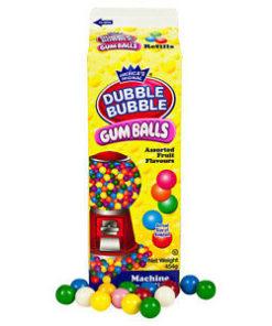 Dubble Bubble Gum Balls Refill 454gr