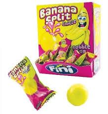 Fini Banana Split 5g