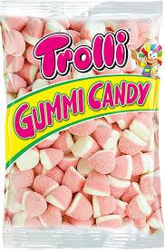 Trolli Skumjordbær 1kg