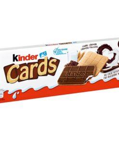 Kinder Cards 128g