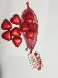 Sorini Milk Chocolate Hearts 100g