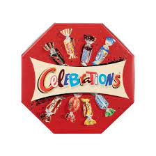 Celebrations 186gr
