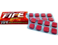 Dentyne Fire Spicy Cinnamon Sugar Free 16pcs 24gr