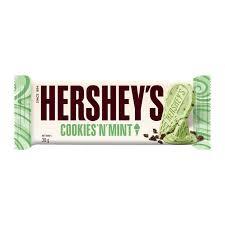 Hershey's Cookies 'N' Mint 39gr