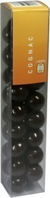 Cognac Chocolate Dragees 160gr