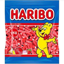 Haribo Balla Red Fizz 1kg