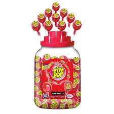 Pin Pop Strawberry 18gr