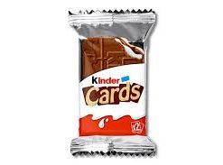 Kinder Cards 2-er 25,6gr