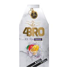 4Bro Ice Tea Peach 0,5l