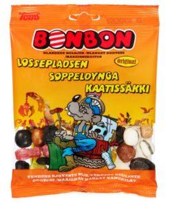 BonBon Søppeldynga 125gr
