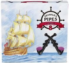 Skipper's Pipe 8pk 136gr