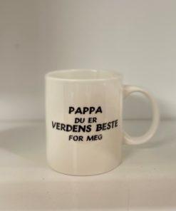 Krus Pappa Verdens Beste