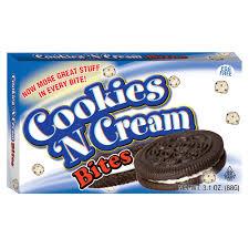 Cookies 'n Cream Bites 88 gr.