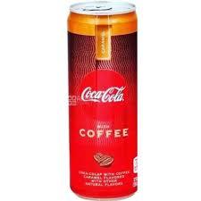 Coca Cola Coffee Caramel 0,25l