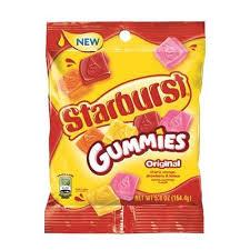 Starburst Gummies 164gr