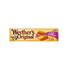 Werther's Original Soft Caramel 48gr