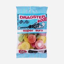 Dragster Supersura 65gr