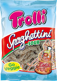 Trolli Spaghettini Cola 100gr