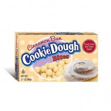 Cookie Dough Cinnamon Bun Bites 88 gr.