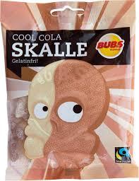 Bubs Cool Cola Skalle Vegetar 90g