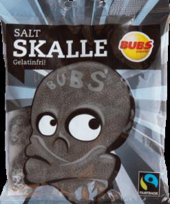 Bubs Salt Skalle Vegetar 90g