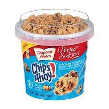 Duncan Hines Chips Ahoy Cake Cup 68 gr.