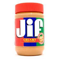 Jif Creamy Peanut Butter 453 gr.