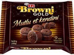 Adicto Gold Browni 180 gr.