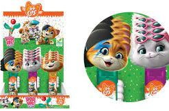 Bip Cats Lolly Pop Up 10 gr.