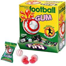 Fini Football Gum 5g