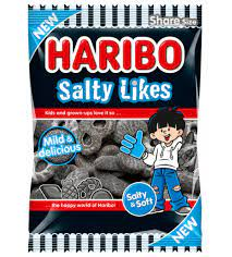 Haribo Salty Likes 120g