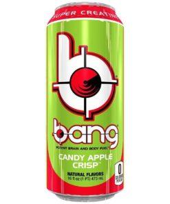Bang Candy Apple Crisp Energi Drink 0,5l