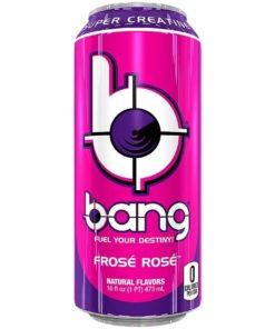 Bang Frose Rose Energi Drink 0,5l