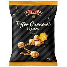 Baileys Toffee Caramel Popcorn 125g