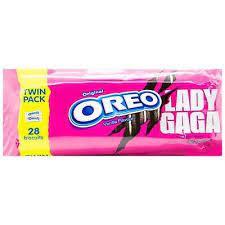 Oreo Twin Pack Lady Gaga Vanilla 2x154g