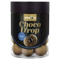 Venco Choco Drop Melkesjokolade 146gr